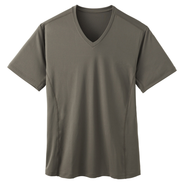 ベア天竺半袖Tシャツ