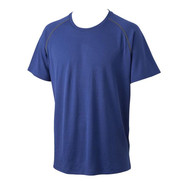 軽量 半袖クルーネックTシャツ