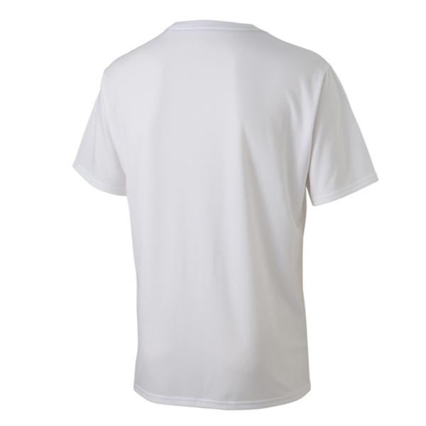 ハニカム メッシュ半袖VネックTシャツ